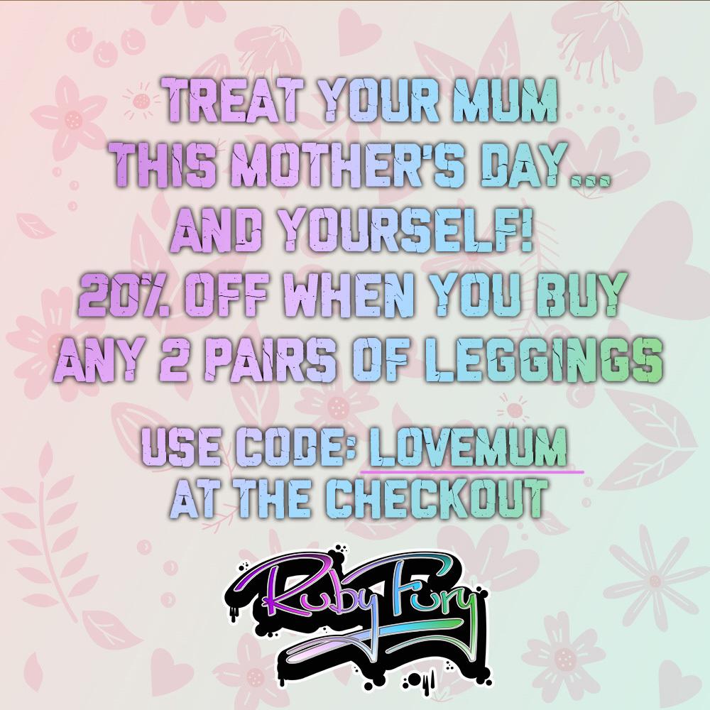 Mother's day leggings